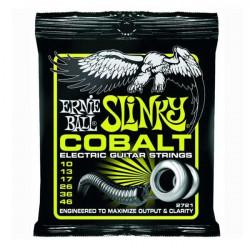 Ernie Ball Cobalt Regular Slinky 10-46 Cuerdas Guitarra Eléctrica