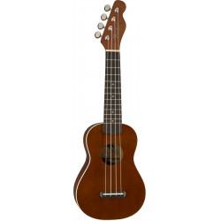 Ukelele Soprano Fender Venice Natural