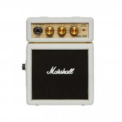 Mini Amplificador Marshall MS-2 White