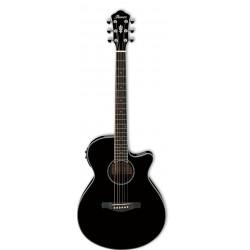 Guitarra electroacústica Ibanez AEG10II BK
