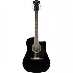 Electroacústica Fender FA-125CE Black