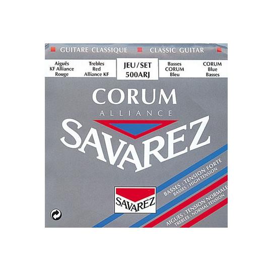 Juego cuerdas clásica Savarez 500 ARJ