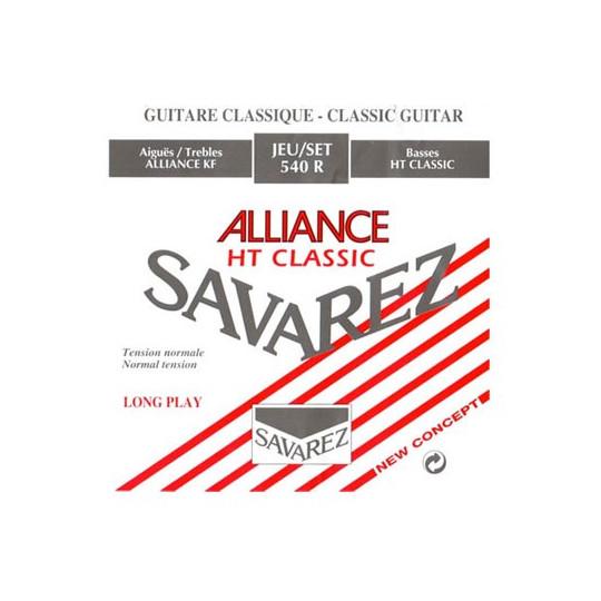 Juego cuerdas clásica Savarez 500 R