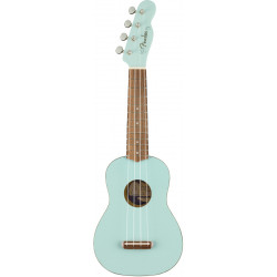Ukelele Soprano Fender Venice Daphne Blue