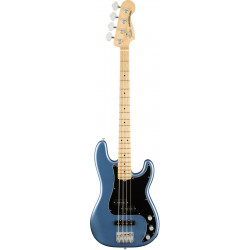 Fender American Performer Precision Bass MN Satin Lake Placed Blue