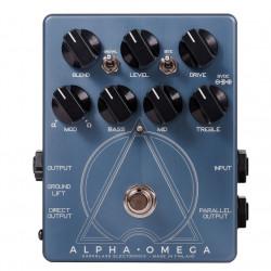 Darkglass Alpha-Omega Pedal Preamp/Distorsion para Bajo