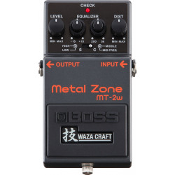 Boss MT-2 Waza Craft