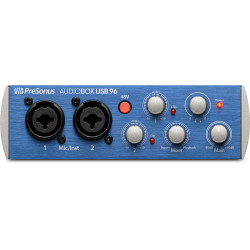 Interface de audio USB Presonus Audiobox 96