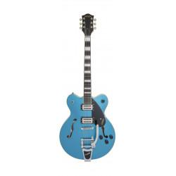 Guitarra eléctrica Gretsch Streamliner G2622T Riviera Blue