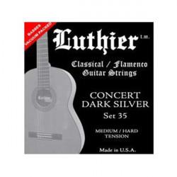 Juego de cuerdas Guitarra clásica Luthier Set 35
