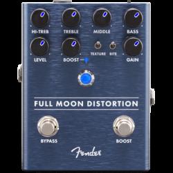 Fender Full Moon Distortion Pedal de Guitarra