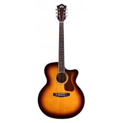 Guitarra electroacústica GUILD F-250CE Deluxe ATB Westerly Collection