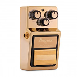 Pedal Ibanez TS9 Tubescreamer Gold Limited Edition