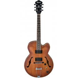 Guitarra eléctrica Ibanez AF55 Tobacco Flat serie Artcore