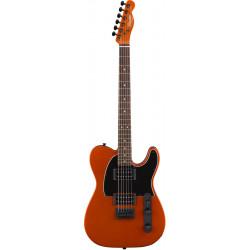 Guitarra eléctrica Fender Squier FSR Affinity Tele HH Metallic Orange