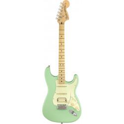 Fender American Performer Strat HSS MN Satin Surf Green