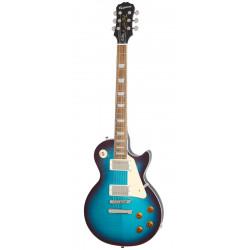 Guitarra eléctrica Epiphone Les Paul Standard Plus Top Pro BL