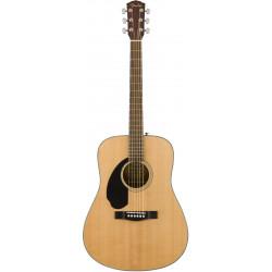 Fender CD-60S LH NAT Zurdos
