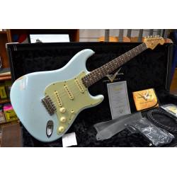 Fender Custom Shop LTD Namm 2016 64 Strat Relic FD SBL