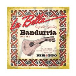 Juego cuerdas La Bella Bandurria MB 550