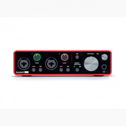 Focusrite Scarlett 2i2 3rd Generation Interfaz de audio USB