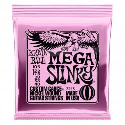 Ernie Ball 2213 Mega Slinky 10.5 - 48 Juego de cuerdas guitarra eléctrica