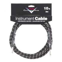 Cable para guitarra y bajo Fender Performance Series Custom Shop 3M
